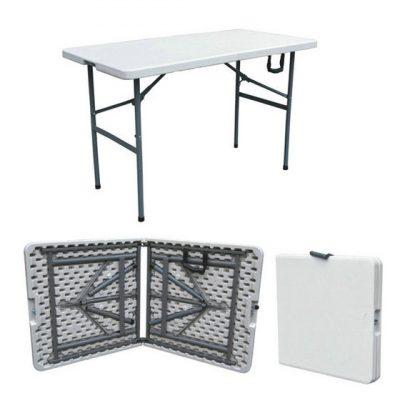 Folding Half Trestle Table